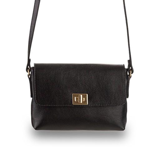 Mini Bag Transversal 446 ( Preto )